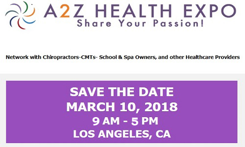 a2z Health Expo - March 10, 2018